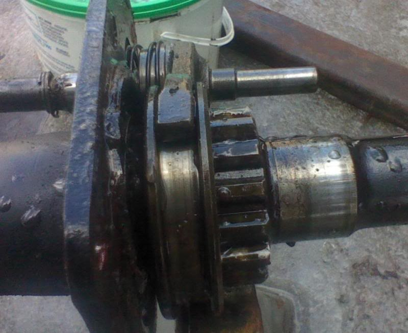 Strengthened S10 IFS S10axle4wdmode