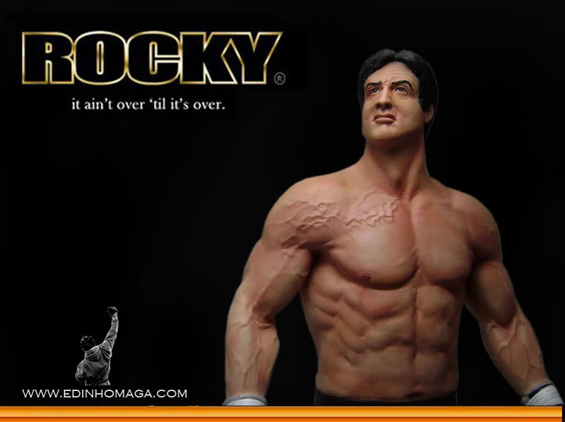 STATUE ROCKY BALBOA BYE EDINHO MAGA - Page 2 Rockybalboa
