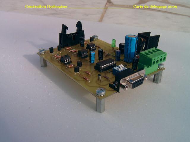 GENE DEV PIC Notre système de développement sur pics - Page 2 CarteDbugage