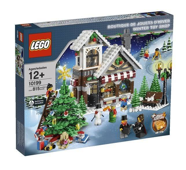 (10199) Winter Toy Shop 1_0673419121828_0