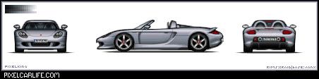 Porsche PorschecarreraGT