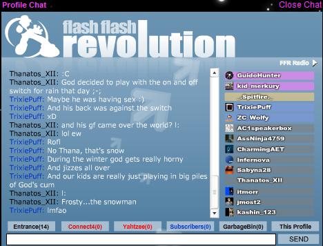 Chat Hall of Fame! Godscum