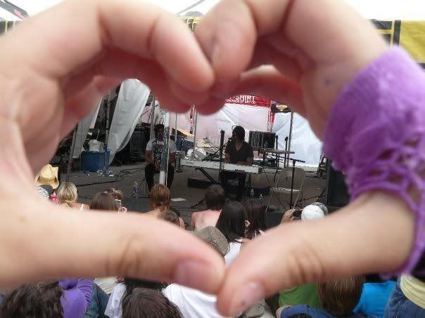Concert pics Maydayparade