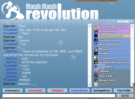 Chat Hall of Fame! Tristanowned