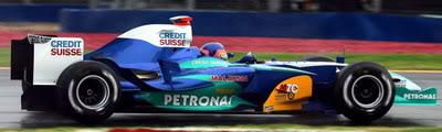 """Kolles: """"Mañana podrán salir los dos coches a pista"""" Sauber2005-1"""