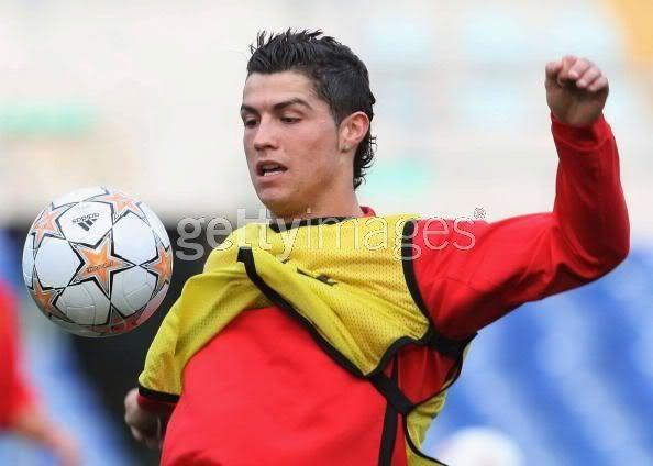 Entrenamiento del Manchester United 31/3/2008...Roma,Italia 80442533-1