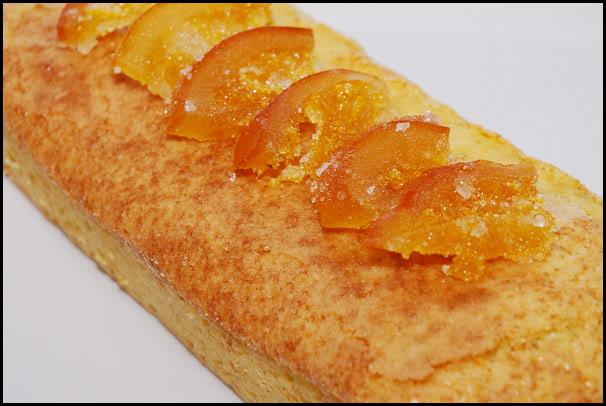 Bizcocho de naranja con glasa blanca de cobertura BizcochoNaranja3