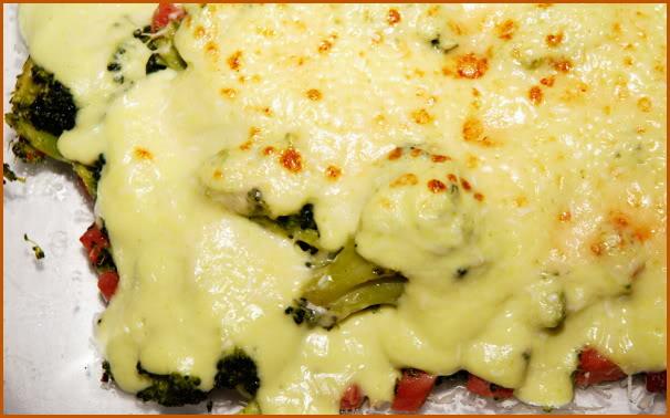 Brócoli con jamón y gratinado ligero Brocoli2