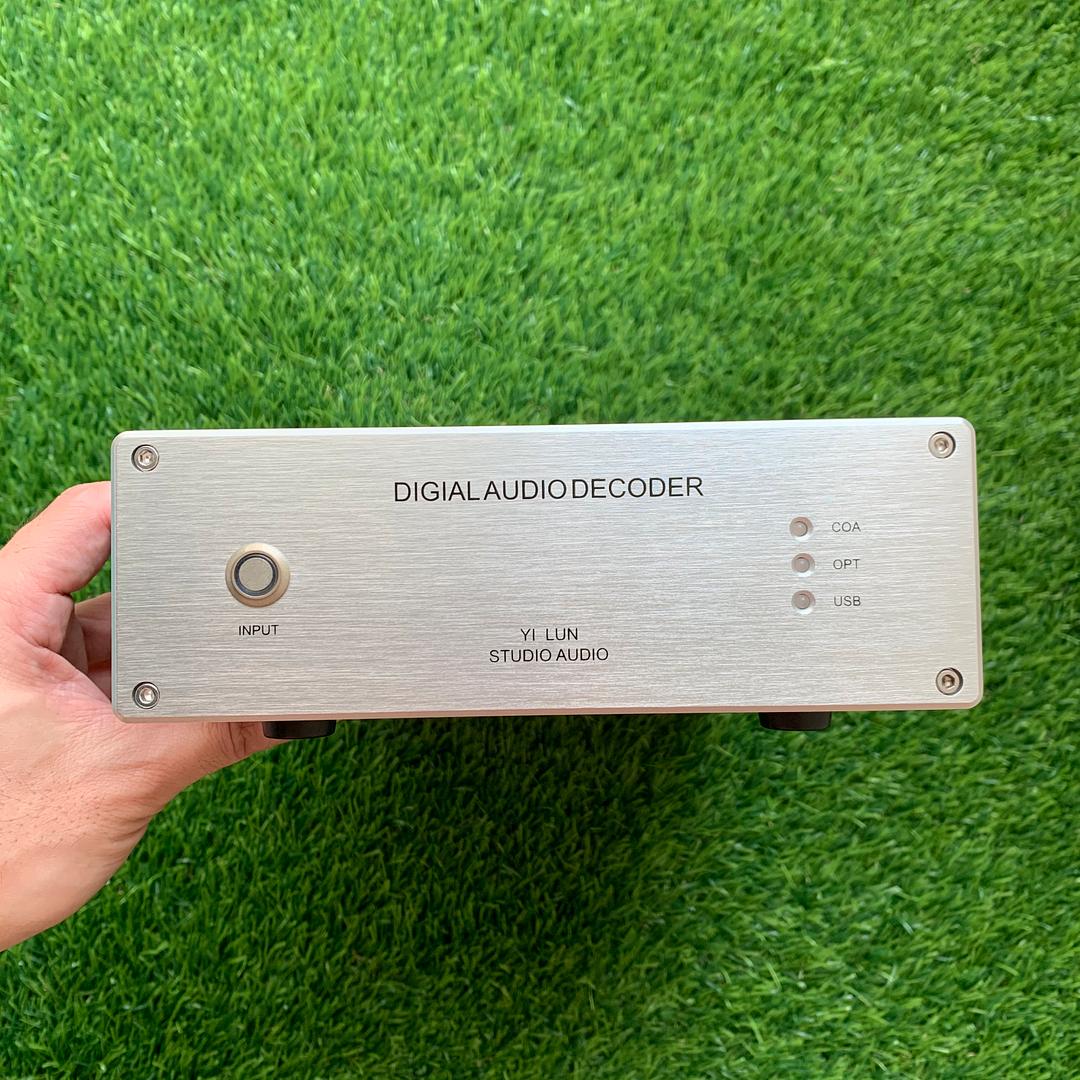 Yi Lun dual TDA 1541 DAC (USB, SPDIF, Coaxial) SOLD IMG_9629