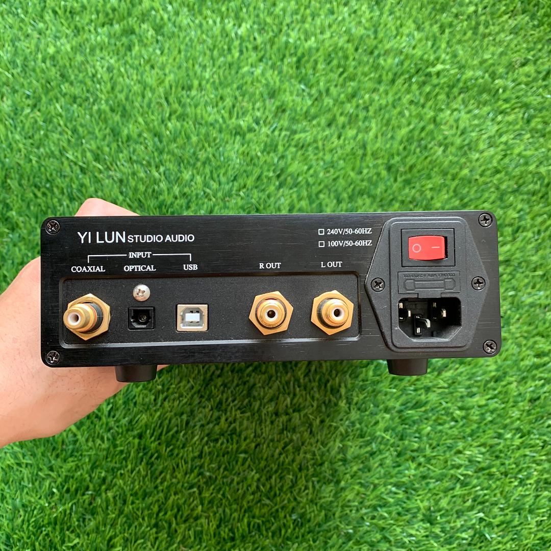 Yi Lun dual TDA 1541 DAC (USB, SPDIF, Coaxial) SOLD IMG_9631
