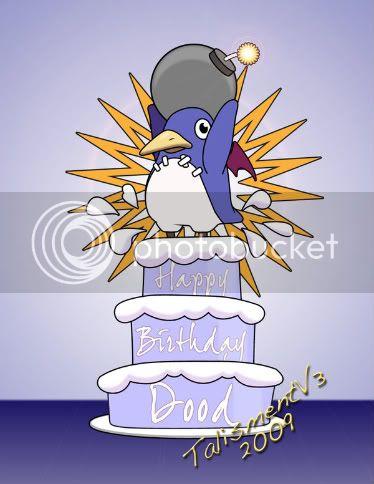 It's ma Birthday! Prinnyb-day-1