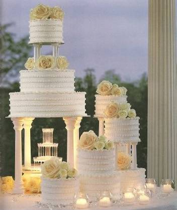 Wedding Reception of Islandbabe & Malion Scott Weddingcake-1-1