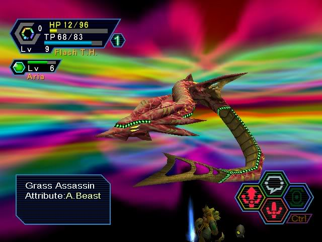 PSO PC/ V1&V2 Screenshot Gallery! Pso_image_004