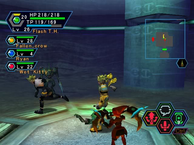 PSO PC/ V1&V2 Screenshot Gallery! - Page 2 Pso_image_073