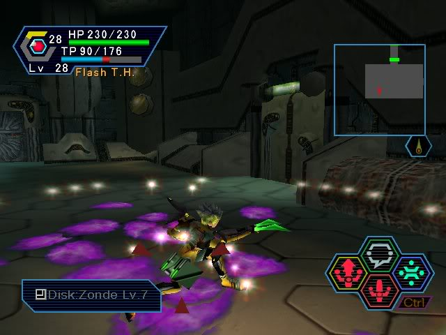 PSO PC/ V1&V2 Screenshot Gallery! - Page 3 Pso_image_940