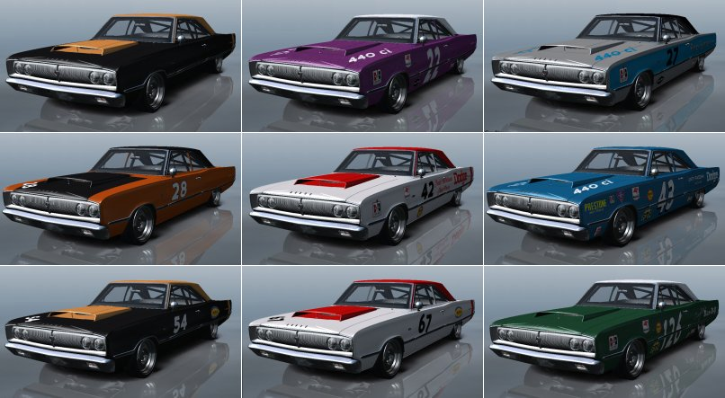 Dodge Coronet WIP's by Whoops Coronet9bywhoops_zps91303d9b