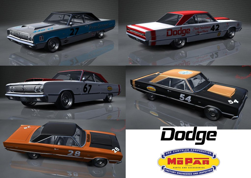Dodge Coronet WIP's by Whoops Coronetcollage-byWhoops_zps4709be72