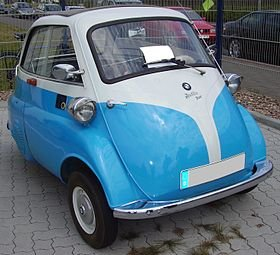 Our 'almost' car buy... Isetta