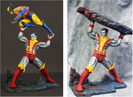 [Iron Studios] Marvel Comics Battle Dioramas - Página 2 DeathofThePhoenix