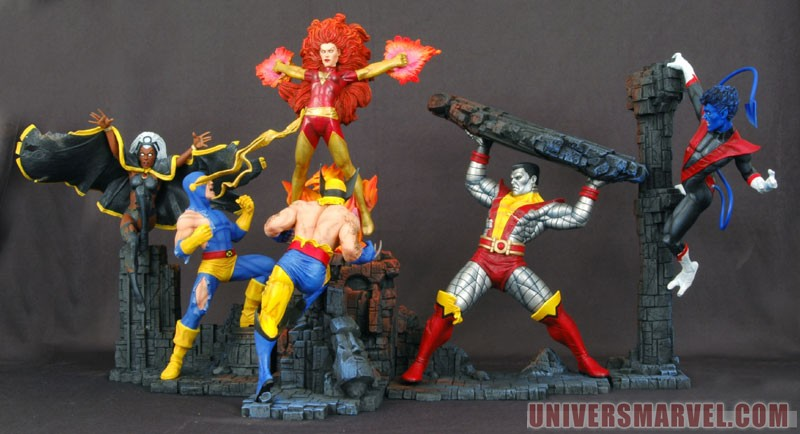[Iron Studios] Marvel Comics Battle Dioramas - Página 2 DeathofThePhoenix2