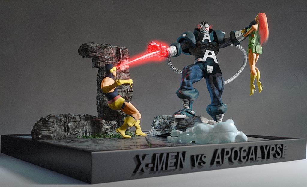 [Iron Studios] Marvel Comics Battle Dioramas - Página 2 XMen_Diorama_Comp_Small