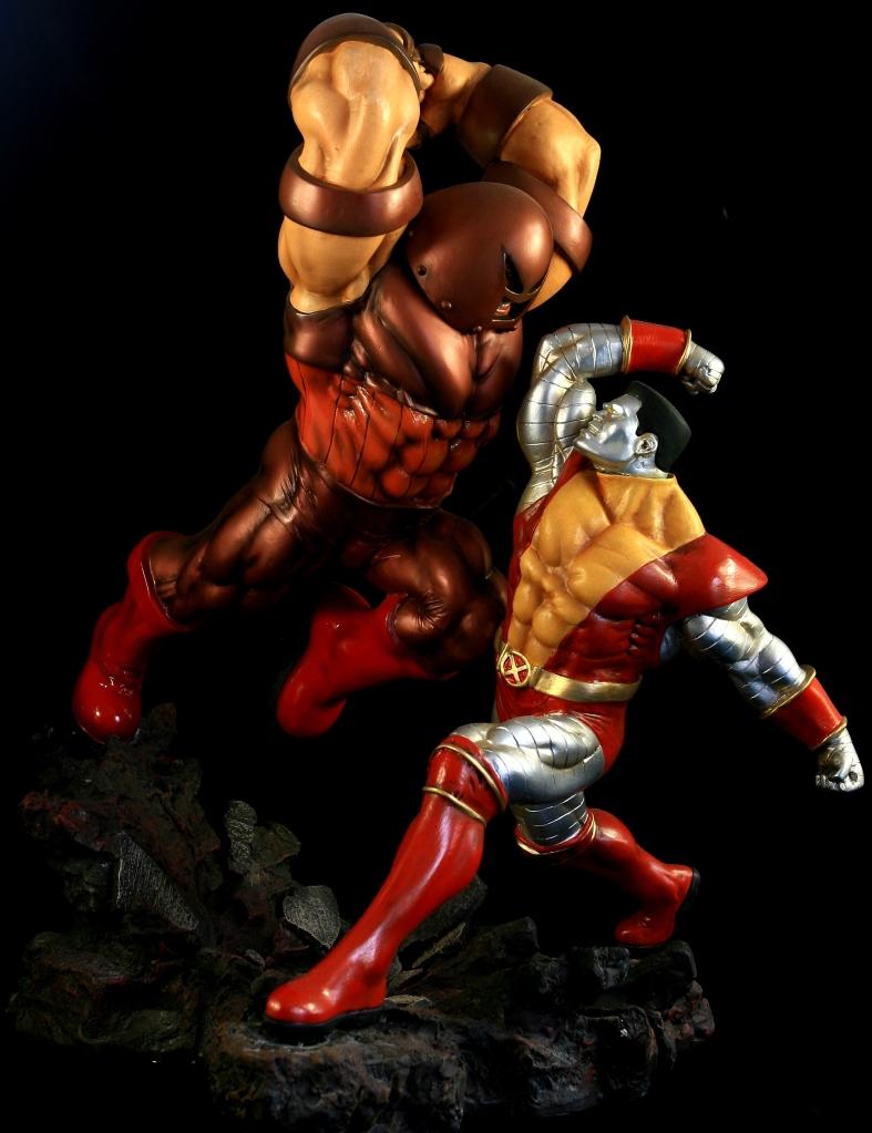 [Iron Studios] Marvel Comics Battle Dioramas - Página 2 Colossus-vs-juggernaut-diarama-unknown-01-1