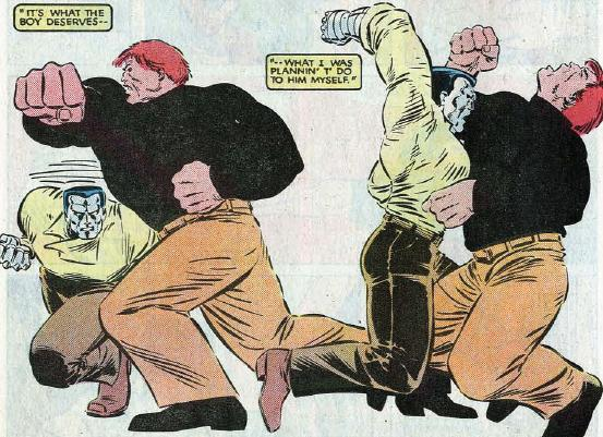 [Iron Studios] Marvel Comics Battle Dioramas - Página 2 Colossus-vs-juggernaut