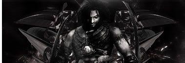 FDLS #7 - Principe Of Persia WarriorPrinceBW