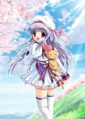 Cute anime girls show hàng bà kon đêi! Anime_Girl