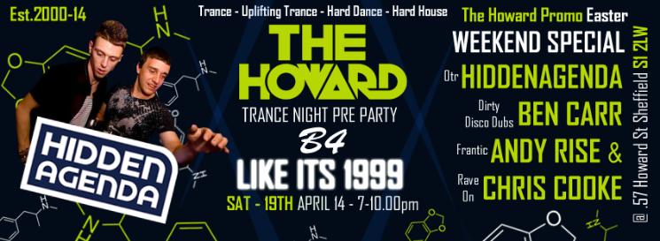 The Howard Promo B4 Like Its 1999, Insomniacz 14th Bday 19,4 TheHowardPromoPrePartyB4Insomniacz14thBirthday19thApril2014V11_zps95b152ea