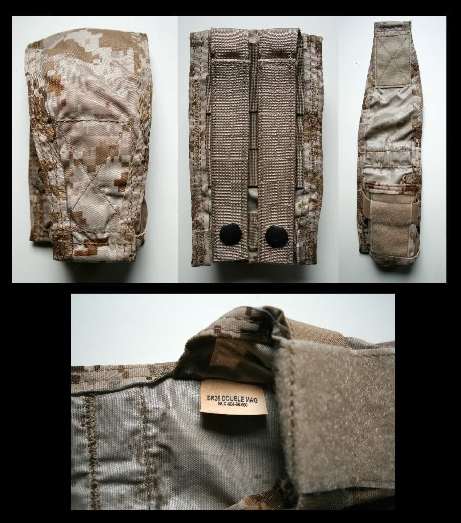 AOR1/JUNGLE BOOTS AOR1-pouch01