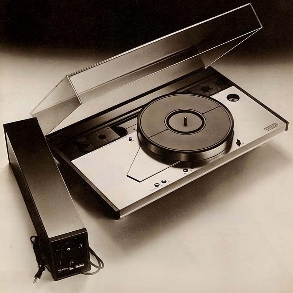 Furutech Monza LP Estabilizador - Record Clamp - Página 3 Luxman-PD555-