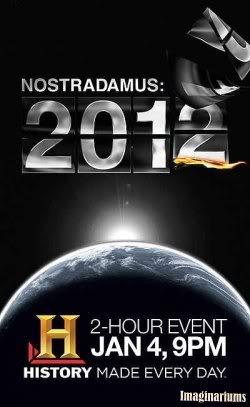 DOCUMENTAL: NOSTRADAMUS 2012 NOSTRADAMUS