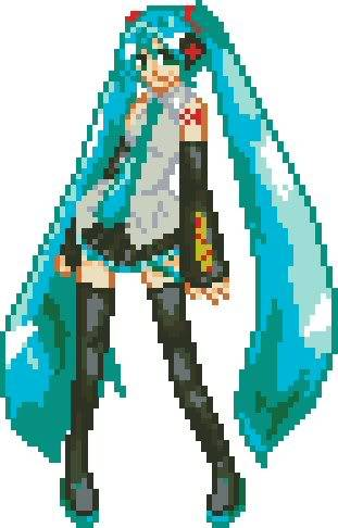 Request For Pattern Mikupreview