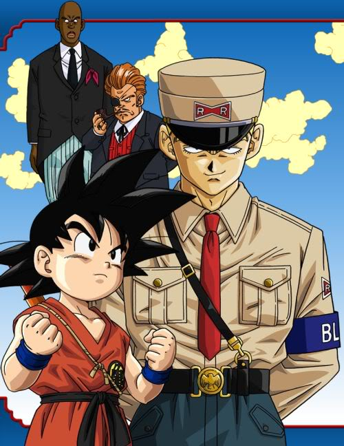 Dragon Ball Db-goku-redribbon