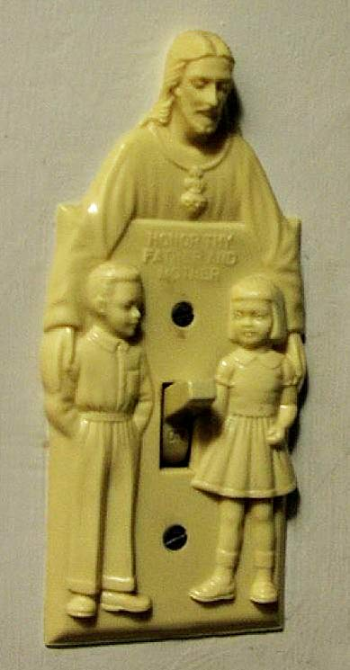 I can't find this anywhere!! Jesus-light-switch