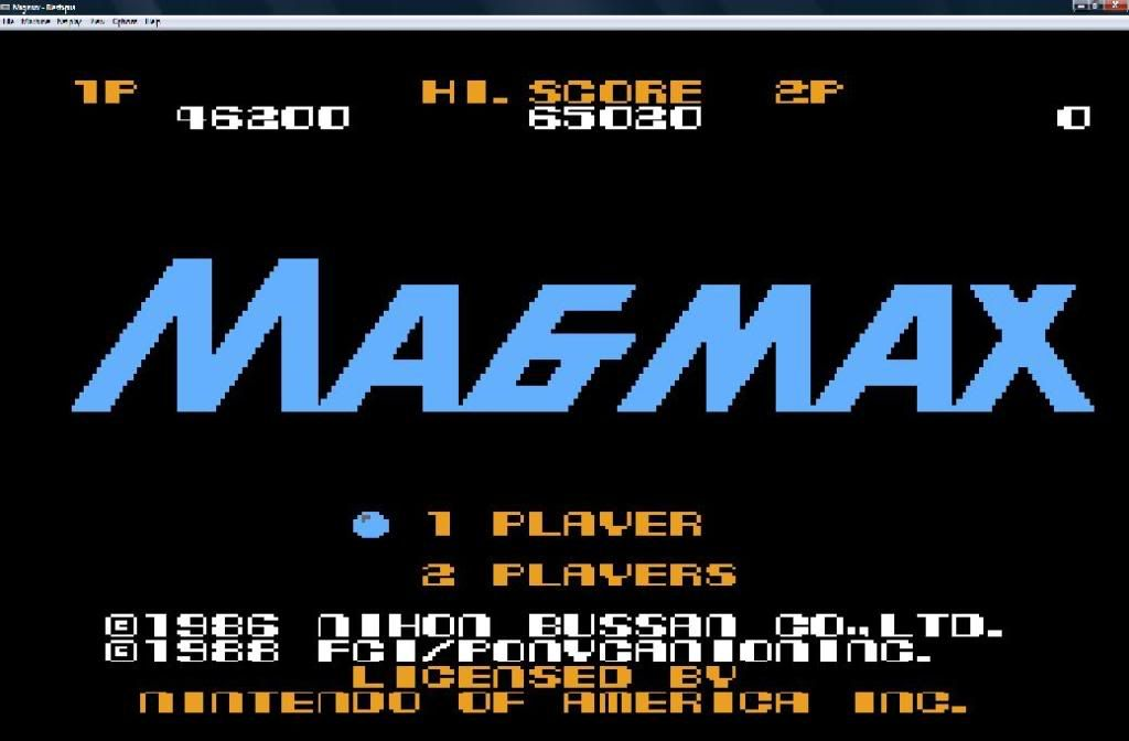 MagMax ((nes)) Review OneandDone5