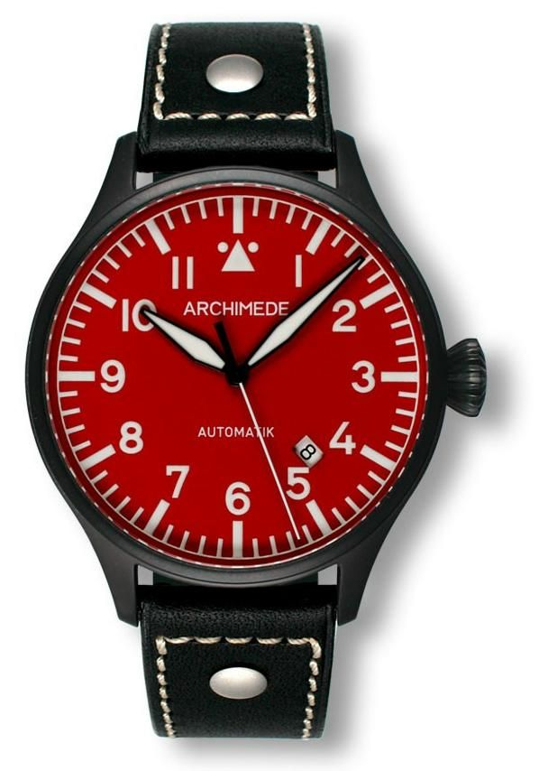 Red Hot Archimede Archred1