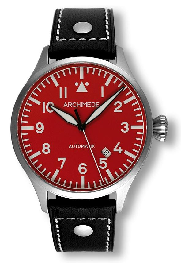 Red Hot Archimede Archred2