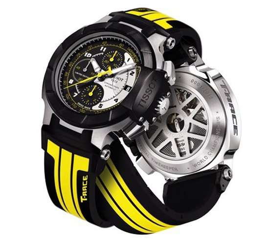 Tissot T-Race MotoGP Limited Edition 2012 Watch Tisot-t-race-motogp-limited-edition-2012-watch-t0484272705201