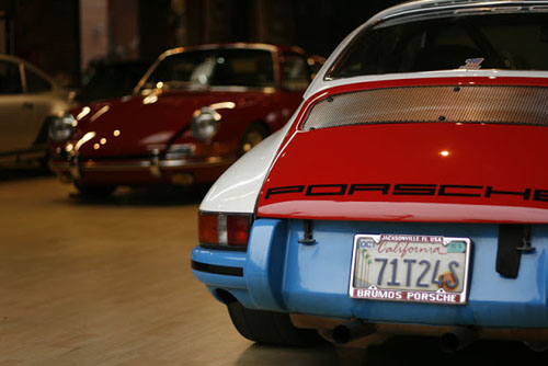 Magnus Walker's Omega Speedmaster and Porsche collection UntitledPorsches2
