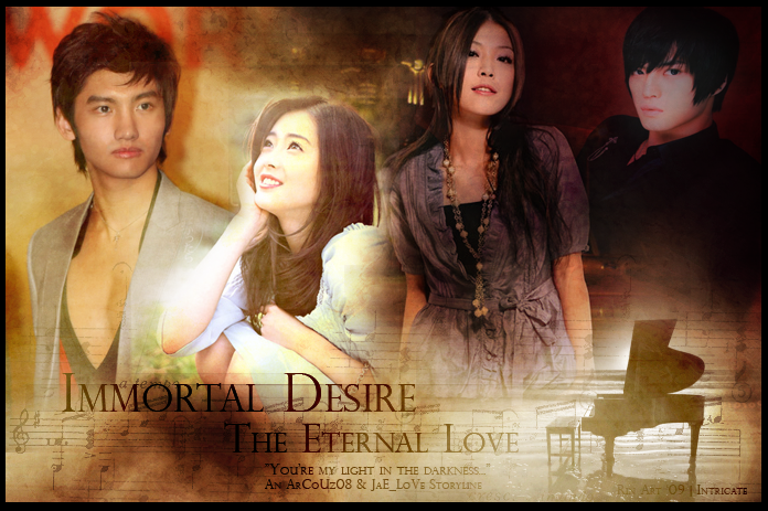 Immortal Desire - The Eternal Love {Sequel to Fate and Destiny} Idtel_jaelove