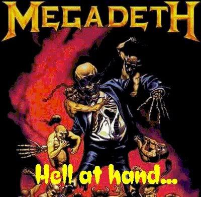 Megadeth - Hell at Hand (Bootleg) Megadeth_hah_front