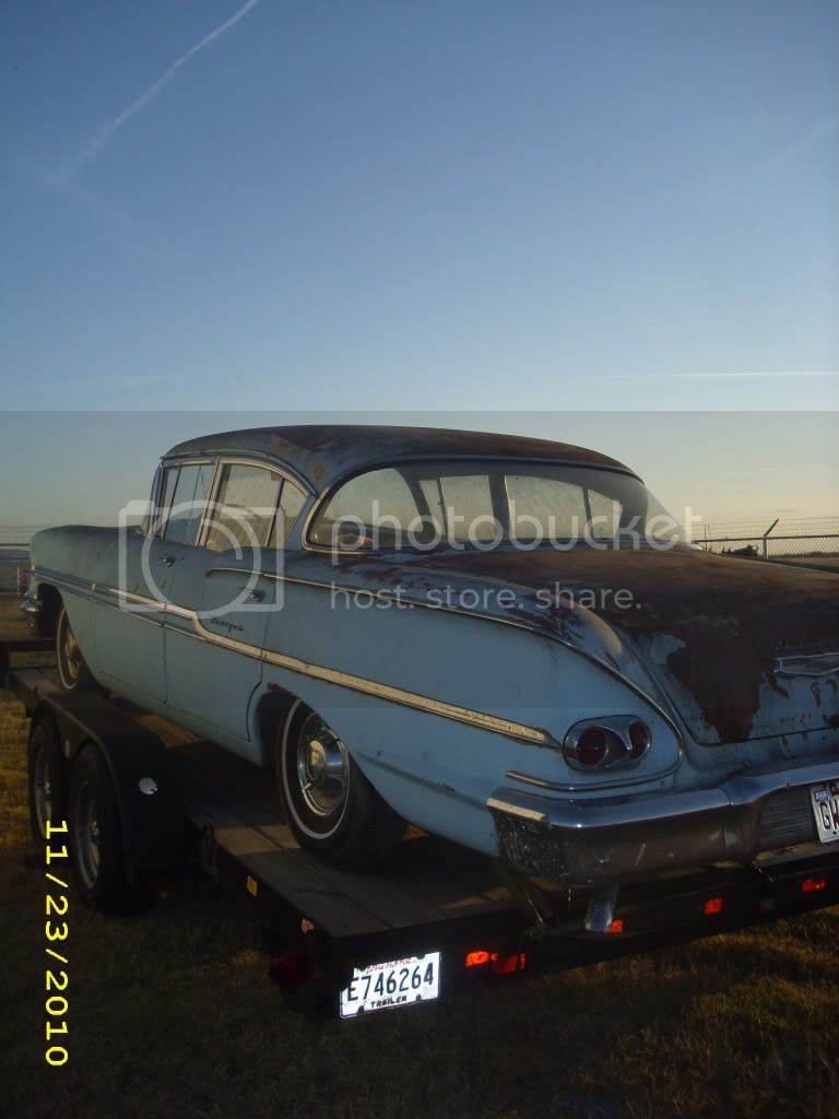 My new project, 1958 Chevrolet Biscayne DSCI07291