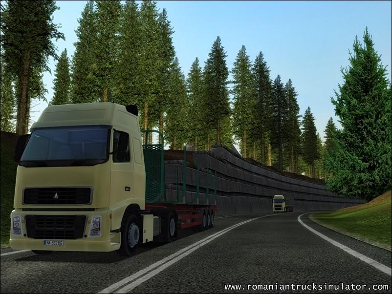Download Romanian Truck Simulator Rts7