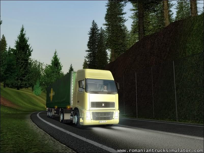 Download Romanian Truck Simulator Rts8