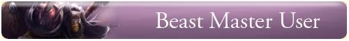 Yo! nice to meet u all ^_^ Beastmaster