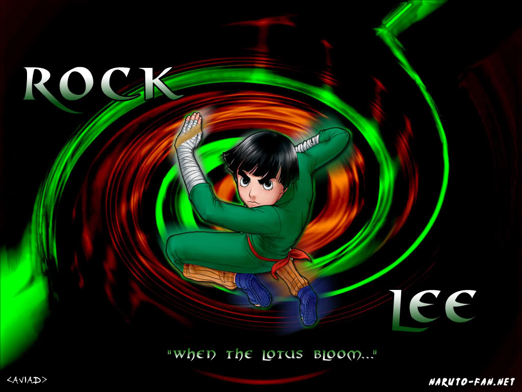 rega my charecter: Deceased Rocklee