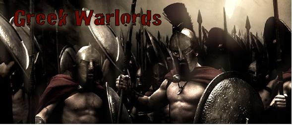 Greek Warlords