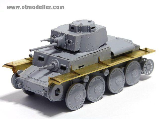 New from ET Model 1-8